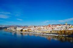 Maribor In Winter Stock Photos