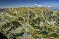 Marichini lakes Royalty Free Stock Image