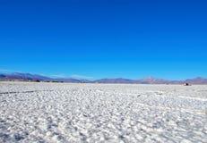 Maricunga Salt Flat Stock Photos