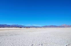 Maricunga Salt Flat Stock Photography