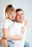 Marido e a esposa imagens de stock