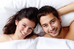 Marido e esposa Fotos de Stock
