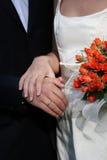 Marido e esposa imagens de stock royalty free