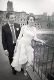 Marido e esposa União dos pares newlyweds Rebecca 36 Fotos de Stock