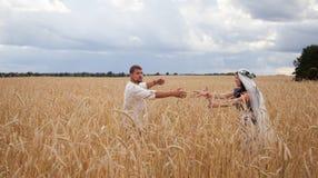 Marido y esposa Imagen de archivo