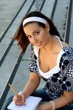 Marie 121 Fotografia Stock Libera da Diritti