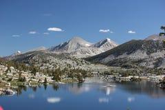 Marie湖2 库存图片