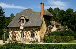 Marie Antoinette Cottage Royalty Free Stock Photography