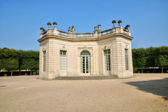 Marie Antoinette estate in the parc of Versailles Palace Stock Photography