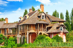 Marie Antoinette House Royalty Free Stock Images