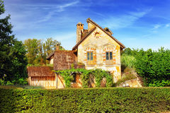 Marie Antoinette House Stock Photo