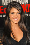 Marie Avgeropoulos Royalty Free Stock Photos