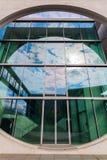 Marie-Elisabet-Lueders-Haus del av den tyska Bundestagen, i Berlin, Tyskland Royaltyfri Foto