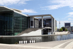 Marie-Elisabeth-Luders-Haus in Berlin Stock Photo