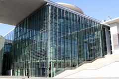 Marie-Elisabeth-Luders-Haus in Berlin Royalty Free Stock Photo