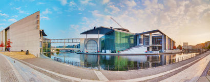 Marie Elisabeth Luders Haus in Berlin, Germany Royalty Free Stock Image