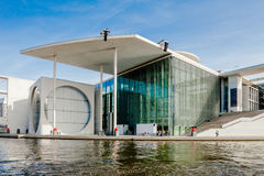 Marie-Elisabeth-Luders-Haus, Berlin, Germany Stock Image