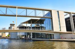 Marie-Elisabeth-Luders-Haus in Berlin Royalty Free Stock Photography