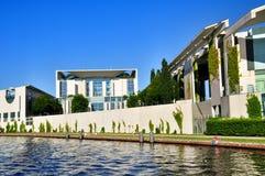Marie-Elisabeth-Luders-Haus a Berlino Immagine Stock Libera da Diritti