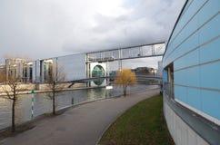 Marie-elisabeth-lueders house in berlin Royalty Free Stock Photo