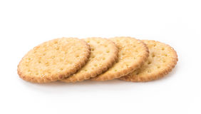 Marie sesame biscuit Stock Photo