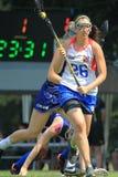 Marie Srutova - lacrosse royalty-vrije stock foto