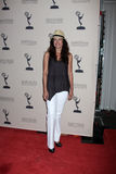 Marie Wilson arrives at the ATAS Daytime Emmy Awards Nominees Reception Royalty Free Stock Photos