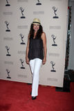 Marie Wilson arrives at the ATAS Daytime Emmy Awards Nominees Reception Stock Photo