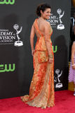 Marie Wilson. Arriving at the Daytime Emmys at the Orpheum Theater in  Los Angeles, CA on August 30, 2009 Stock Photography