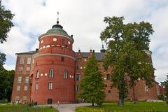 Mariefred, het Kasteel van Zweden - Gripsholm- Royalty-vrije Stock Foto