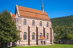 The Marien-chapel in the historical monastery of Hirsau Stock Photography