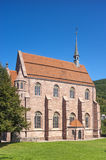 The Marien-chapel in the historical monastery of Hirsau Royalty Free Stock Image
