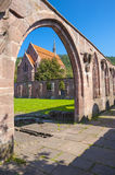 The Marien-chapel in the historical monastery of Hirsau Royalty Free Stock Photography