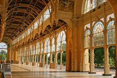 Marienbad Spring water Colonnade Royalty Free Stock Photography