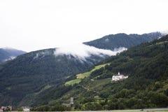 Marienberg Abbey or Abtei Marienberg or Abbazia Monte Maria Royalty Free Stock Photos