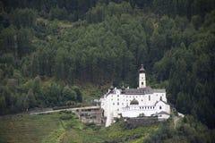 Marienberg Abbey or Abtei Marienberg or Abbazia Monte Maria Royalty Free Stock Photography