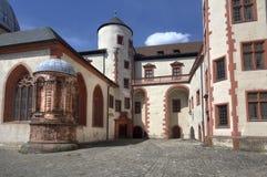 Marienberg Castle Wurzburg Royalty Free Stock Image