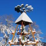 Marienberg christmas Market Royalty Free Stock Images