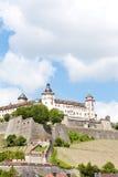 Marienberg Fortress Stock Image