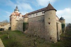 Marienberg Fortress, Wurzburg, Bavaria, Germany Royalty Free Stock Images
