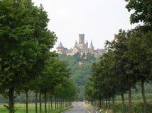Marienburg城堡 免版税库存照片