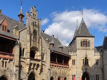 Marienburg Castle Stock Images