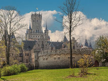 Marienburg Castle Royalty Free Stock Photo