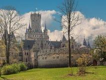 Marienburg Castle Royalty Free Stock Photo