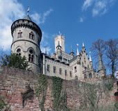 Marienburg Castle Royalty Free Stock Photography