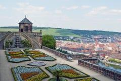 Marienburg fortress view Stock Photo