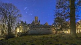 Marienburg kasztel Zdjęcie Royalty Free