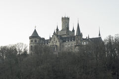 Marienburg Schloss Stockfotografie