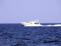Mariene boot stock afbeeldingen