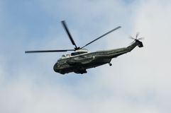 Mariene Presidentiële Helikopter Stock Fotografie